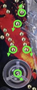 リングバースデイの釘の見方に関する参考画像