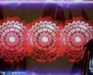 パチンコリライト甘デジのボーナスに関する参考画像